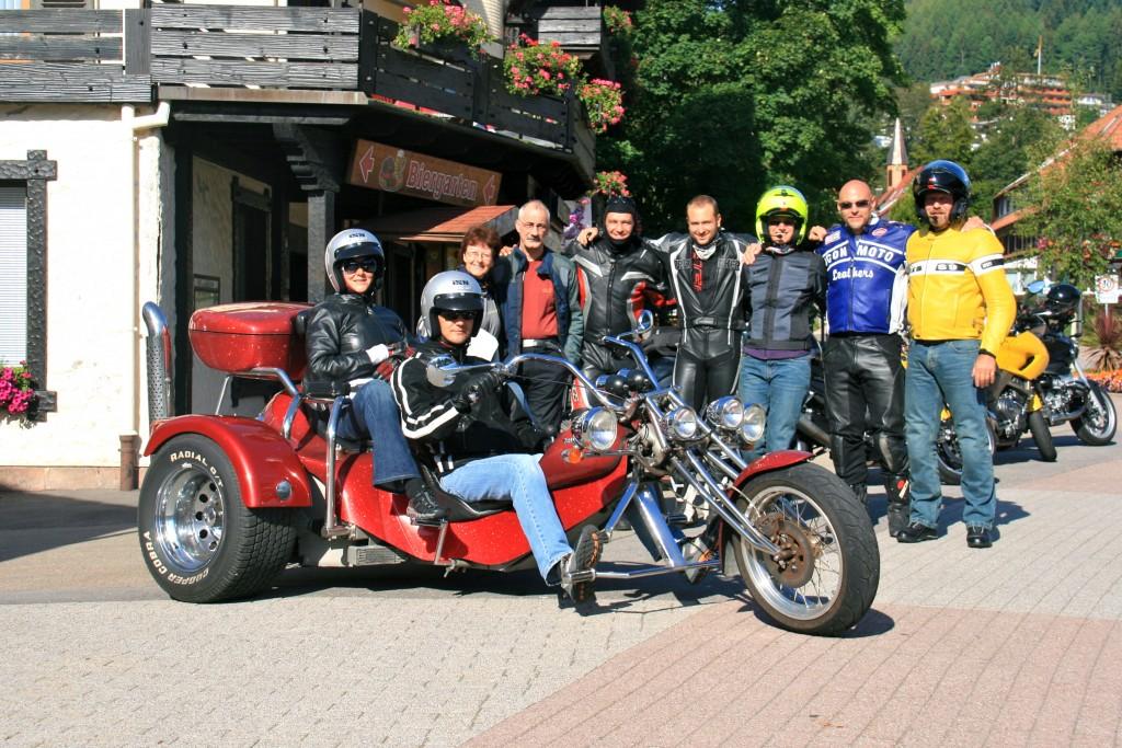 mc-fs motorradclub funkesprützer gruppenfoto